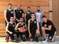 Teamfoto Basketball